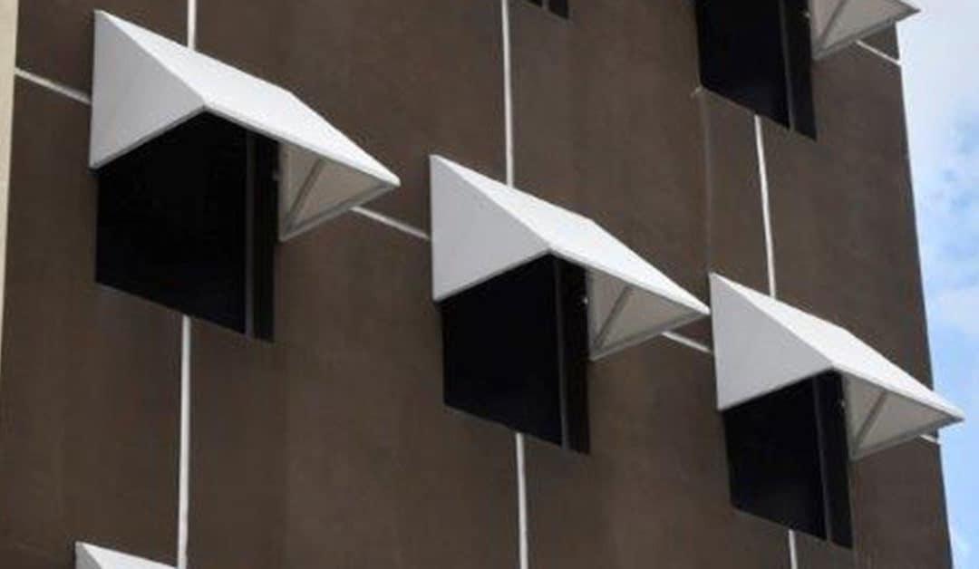 Types of Metal Window Awnings