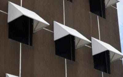 Types of Metal Window Awnings
